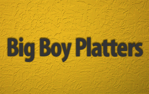 Big Boy Platters Menu