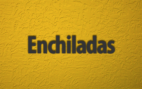 Enchiladas Menu